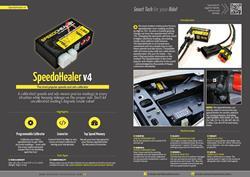 Speedohealer Tachoangleichung SH-V4+SH-K01