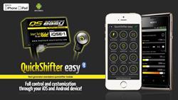 iQSE Quickshifter Easy iQSE-1+QSH-P4A