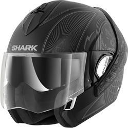 SHARK EVOLINE SERIE 3 MEZCAL matt sw./anhtr./silber XL