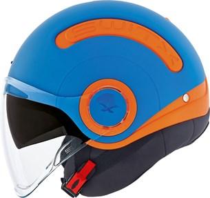Bild von NEXX SX.10 SWITX Fun Collection orange/blau matt L