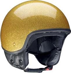 HEVIK KV09 FLAKES Demi Jet gold glitter XS