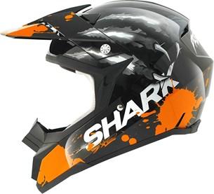 Bild von SHARK SX2 PREDATOR schwarz/orange S