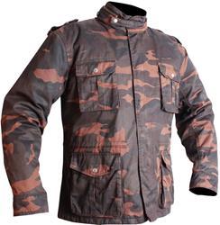 BELO FORCE Textiljacke grün/braun camo S