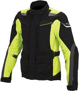Bild von MACNA MENTOR Textiljacke schwarz/neon gelb 3XL