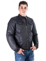 SEGURA JIMMY Textiljacke schwarz M