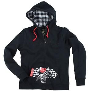 Bild von RUSTY PISTONS SIDONIA Damen Sweatshirt schwarz XXL