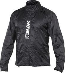 HEVIK ULTRALIGHT Regenjacke schwarz XL