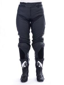 Bild von MACNA LIGHTNING Damen Lederhose schwarz 40
