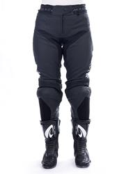 MACNA LIGHTNING Damen Lederhose schwarz 44