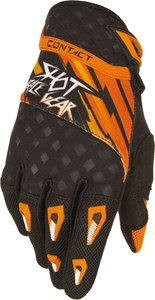 Bild von SHOT CONTACT RAID Handschuh orange/sw. 10