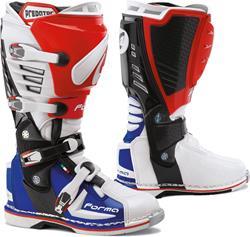 FORMA PREDATOR MX-Stiefel weiss/rot/blau 45