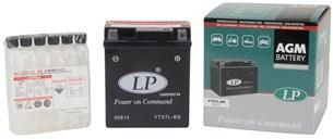 Bild von LANDPORT Batterie YTX7L-BS