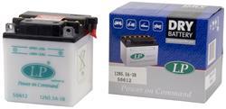 LANDPORT Batterie 12N5,5A-3B