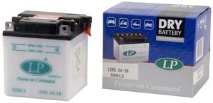 Bild von LANDPORT Batterie 12N5,5A-3B
