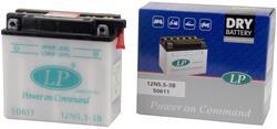 LANDPORT Batterie 12N5,5-3B