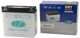 Bild von LANDPORT Batterie 12N5,5-4A