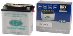 LANDPORT Batterie 12N7-3B