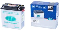 LANDPORT Batterie YB5L-B