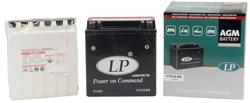 LANDPORT Batterie YTX16-BS