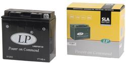 LANDPORT Gel Batterie YT14B-4