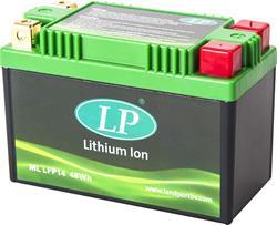 LANDPORT Lithium Ionen Batterie ML-LFP14 134x65x92 mm