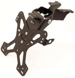 EVOTECH Kennzeichenhalter ESTR-0216 Yamaha MT09 ab 2014 schwarz