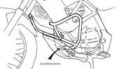 Glühlampe Hauptscheinwerfer H3 12V/55W für BMW F 650, CS, GS, ST, Dakar