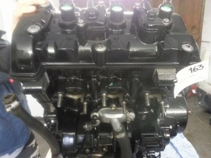 Bild von Triumph Street Triple 2012 Motor komplett