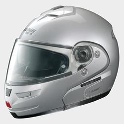 NOLAN N103 Classic N-Com silber XXS-01