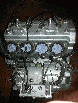 Yamaha FZ6 BJ 2008 Motor
