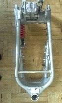 Bild von Suzuki TL 1000 2000 Rahmen