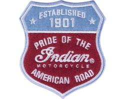 INDIAN Patch Pride