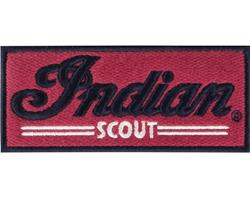 INDIAN Patch Scout rot
