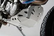 Motorschutz. Silbern. KTM 620 Adventure (96-99).