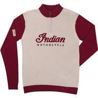 INDIAN Pullover Race Knit