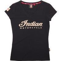 INDIAN LADY T-Shirt ECRU schwarz
