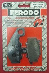 Bremsbelag Ferodo FDB 2012 R