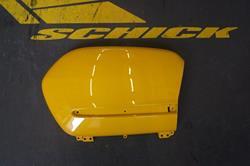 Seitenkoffer-Deckel GL 1800 -2011 gelb links