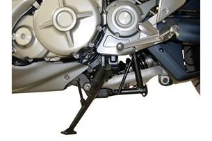Bild von Hauptständer. Schwarz. Yamaha MT-01 (04-10).