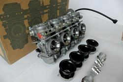KEIHIN CR26-Rundschiebervergaser
