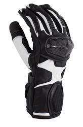 BELO HEXAGON Handschuh schwarz/weiss L