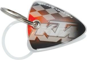 Bild von BOOSTER MARKEN Schlüsselanhänger KTM/orange/schwarz