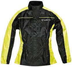 DIFI BRISTOL REGENJACKE schwarz/gelb XL