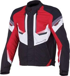 Bild von MACNA FREQUENCE Textiljacke schwarz/rot/weiss XL