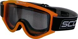 SCOTT 89 SUPERMOTO Brille orange