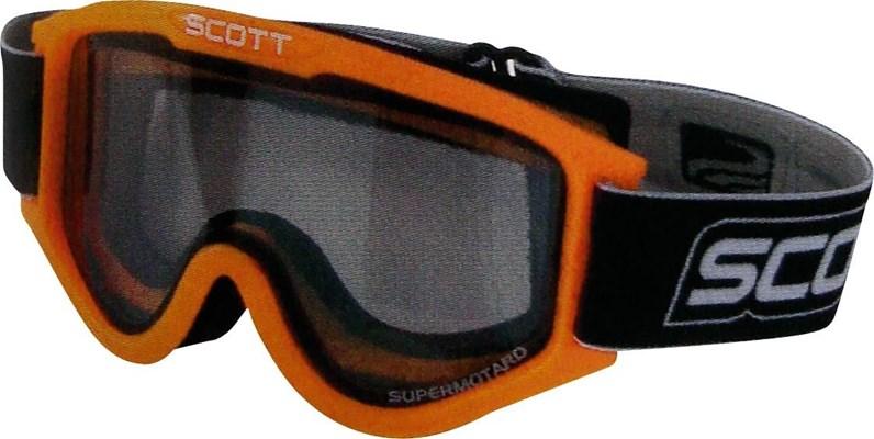 Scott 89 Supermoto Brille Orange Um 54 90 Eur 1000ps Shop Brillen