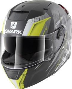 Bild von SHARK SPEED-R TIZZY MAT matt schwarz/gelb XL