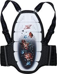 ZANDONA Evo Rückenprotektor 6 Sch. FLOWER XS