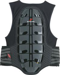 ZANDONA MAJOR Evo Gilet 8 Sch. schwarz XL