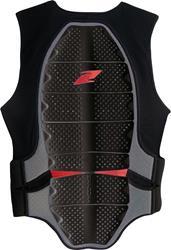 ZANDONA SHARK Jacket Gilet 6 Schup. schwarz M